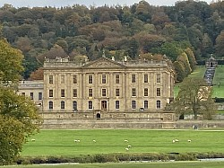 Chatsworth House and Estate in Derbyshire